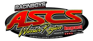 RacinBoys.com ASCS Warrior Region presented by Impact Signs, Awning, and Wraps.jpg
